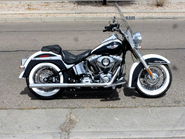 2012 Harley-Davidson FLSTN DELUXE