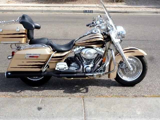 2003 Harley-Davidson Unknown FLHRSEI2 ROAD KING CVO