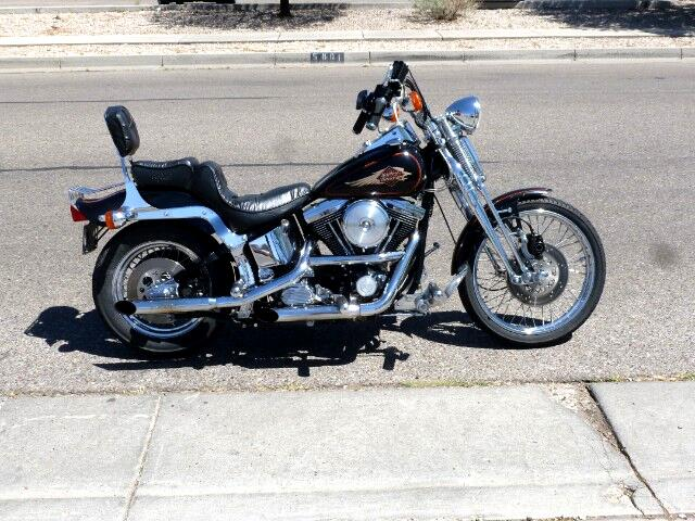 1995 Harley-Davidson FXSTS SPRINGER SOFTAIL