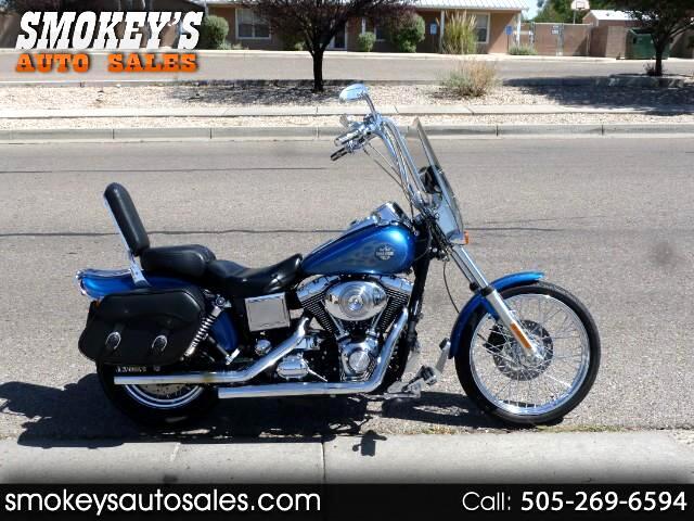 2005 Harley-Davidson FXDWG DYNA WIDEGLIDE