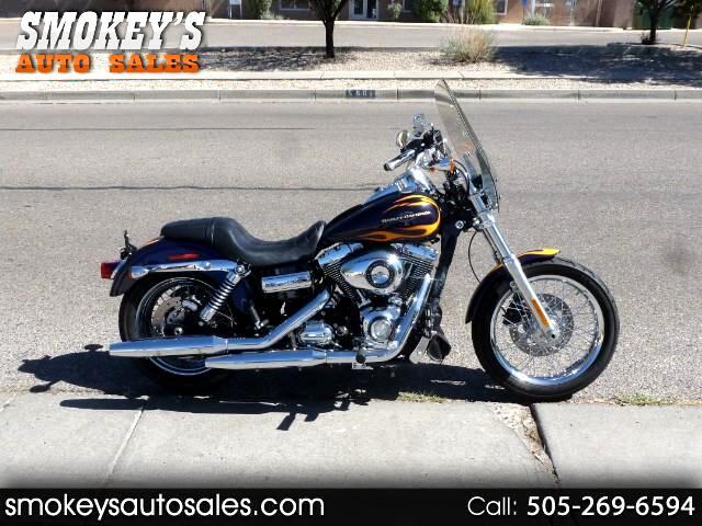 2012 Harley-Davidson FXDC SUPER GLIDE