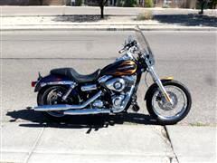 2012 Harley-Davidson FXDC
