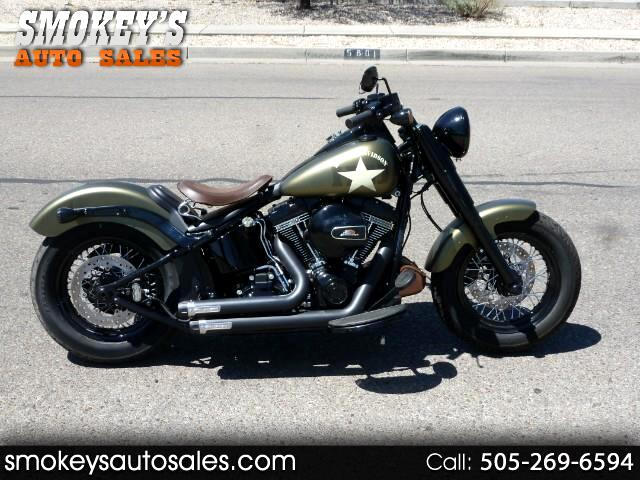 2016 Harley-Davidson Softail Slim FLSS SOFTAIL SLIM S