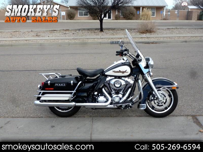2013 Harley-Davidson FLHPI POLICE ROAD KING