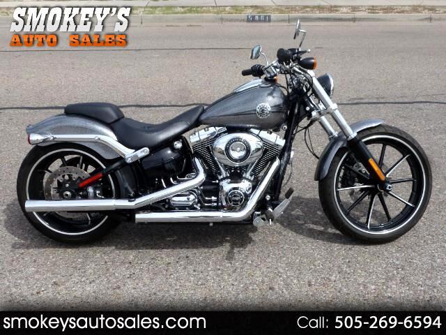 2014 Harley-Davidson Softail Breakout SOFTAIL BREAKOUT