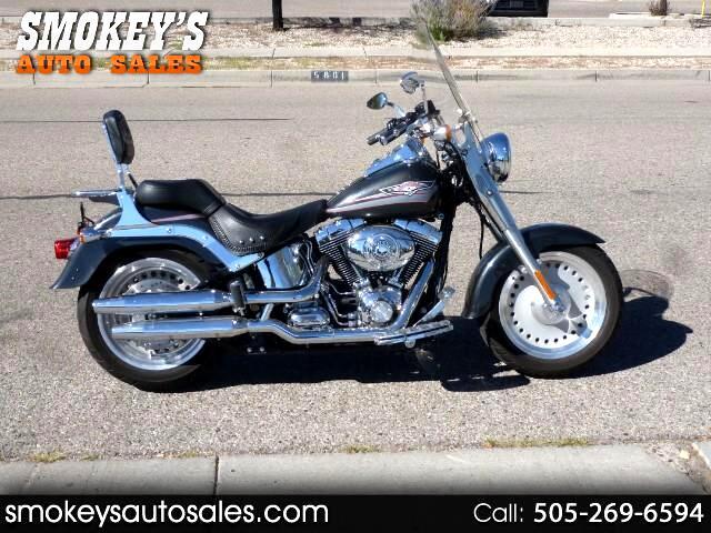 2007 Harley-Davidson FLSTFI FAT BOY