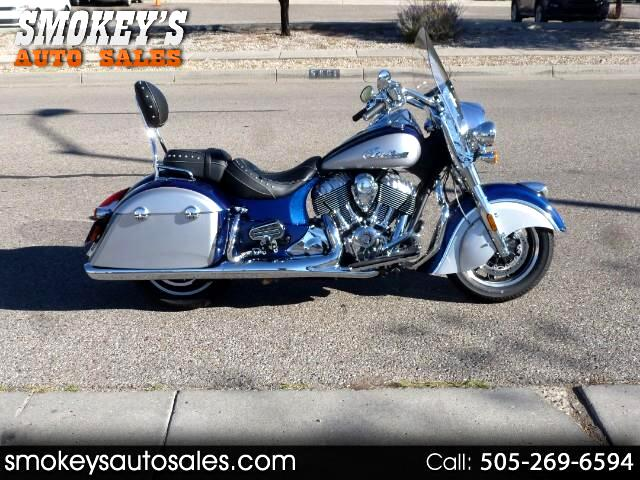 2017 Indian Chief Classic SPRINGFIELD