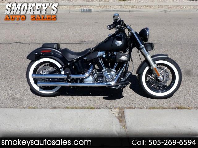 2012 Harley-Davidson FLS SOFTAIL SLIM