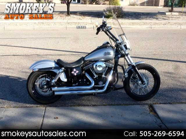 2015 Harley-Davidson FXDBI street bob