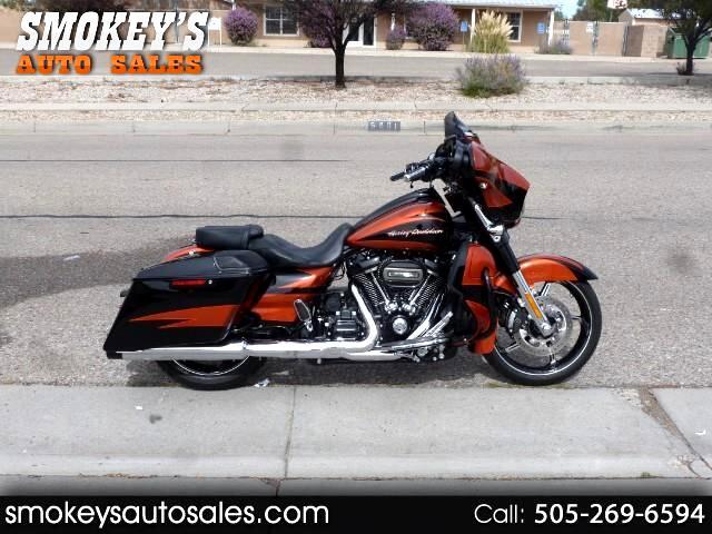 2017 Harley-Davidson CVO Limited CVO STREET GLIDE