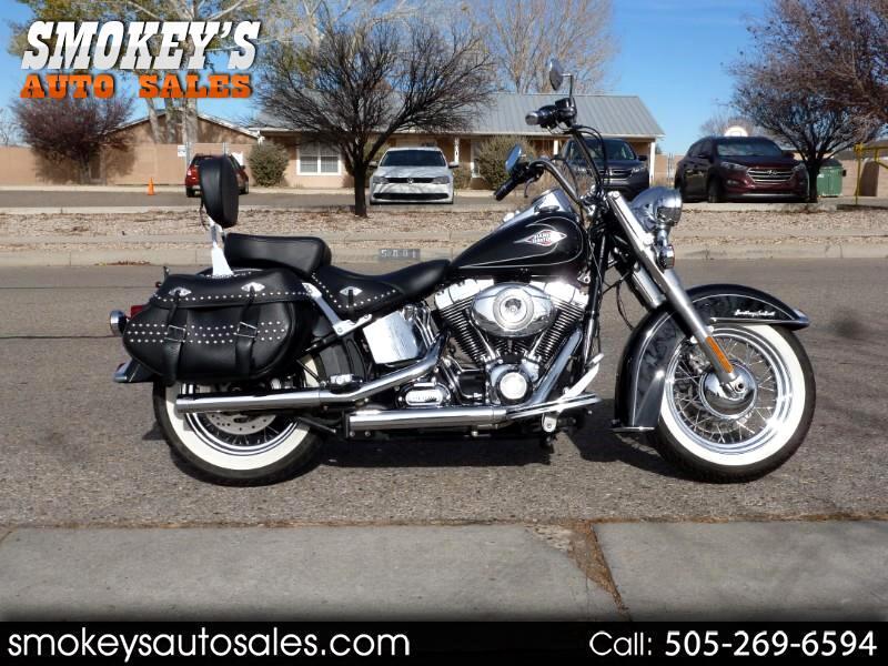 2011 Harley-Davidson FLSTC HERITAGE SOFTAIL CLASSIC