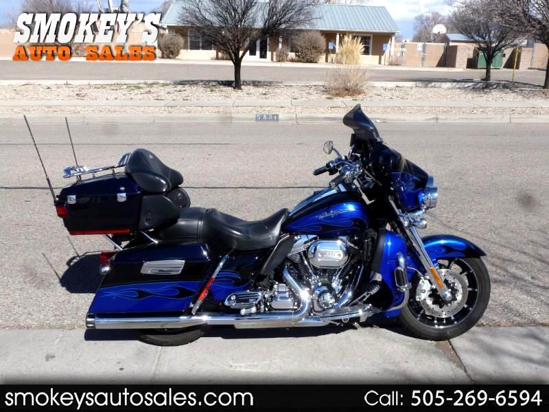 2011 Harley-Davidson FLHTCUSE3 CVO ULTRA CLASSIC