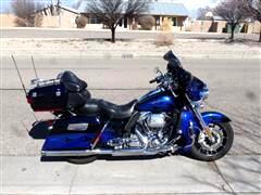 2011 Harley-Davidson FLHTCUSE3