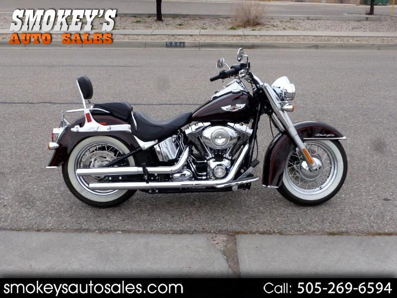 2011 Harley-Davidson FLSTNI SOFTAIL DELUXE
