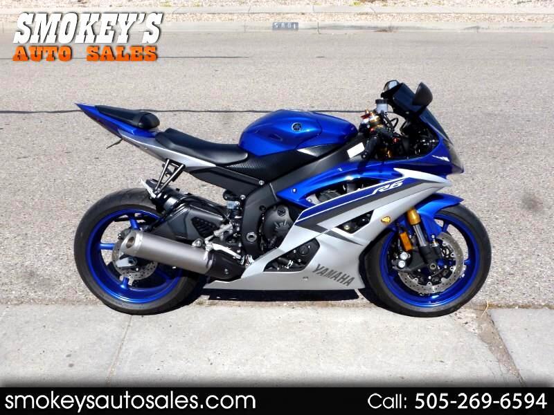 2015 Yamaha YZF-R6 R6