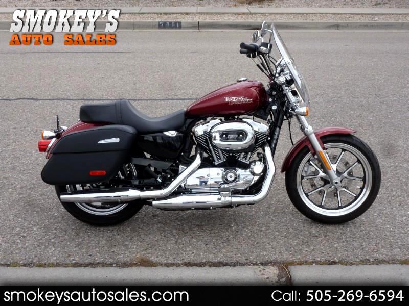 2016 Harley-Davidson XL1200T XL1200 Sportster Touring