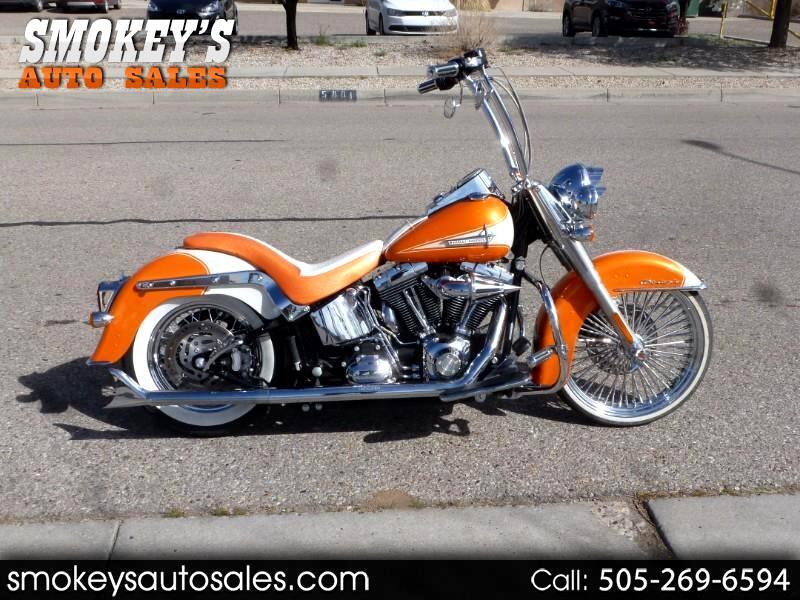 2007 Harley-Davidson FLSTNI DELUXE