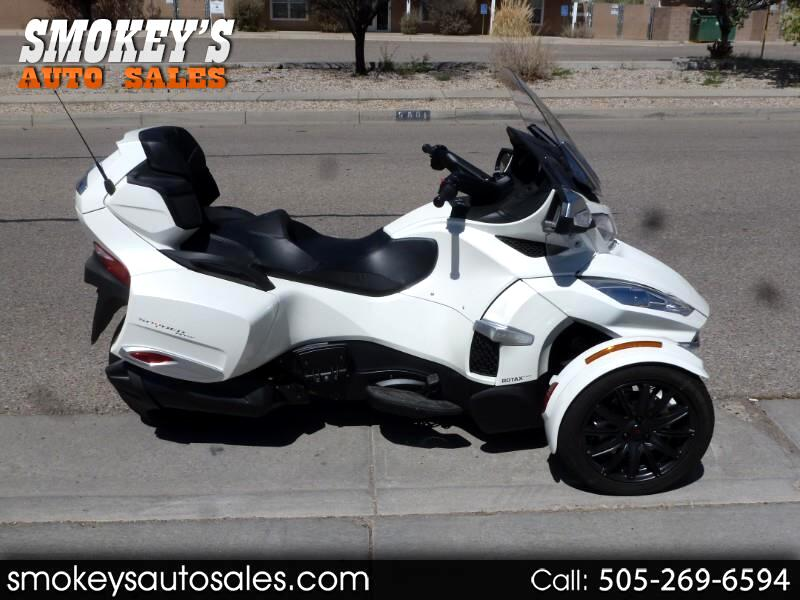 2017 Can-Am Spyder RTSE-6