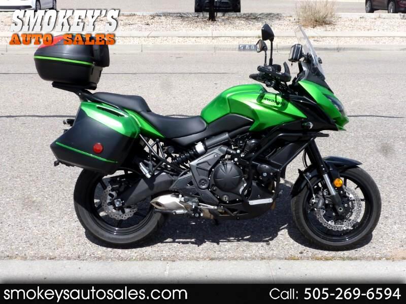 2015 Kawasaki Versys 650 VERSYS 650 ABS KLE650FFF