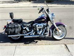 2011 Harley-Davidson FLSTC