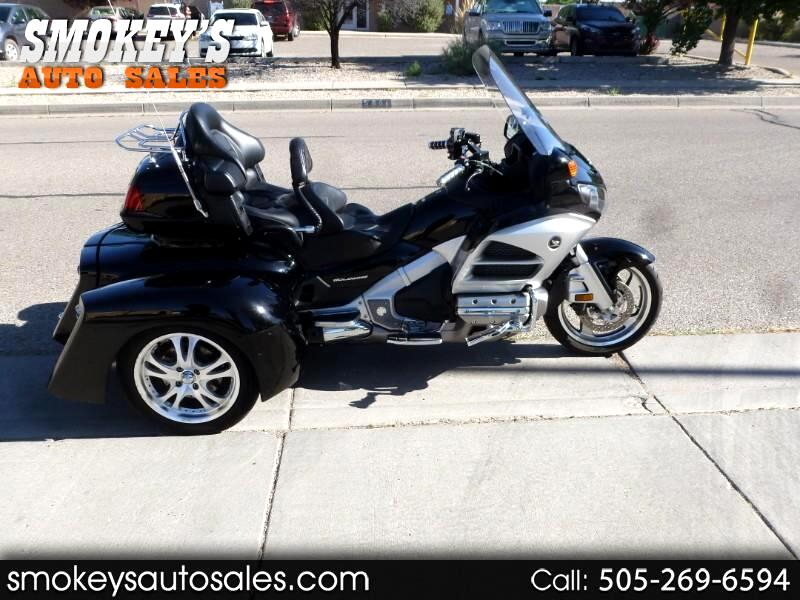 2012 Honda GL1800 GOLDWING TRIKE