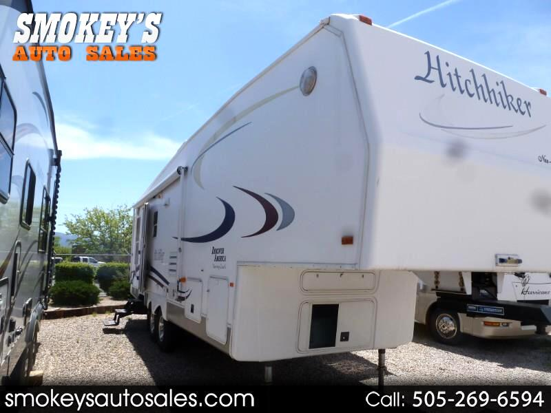 2006 NuWa Industries HitchHiker (Discover America) DISCOVER AMERICA 5TH WHEEL