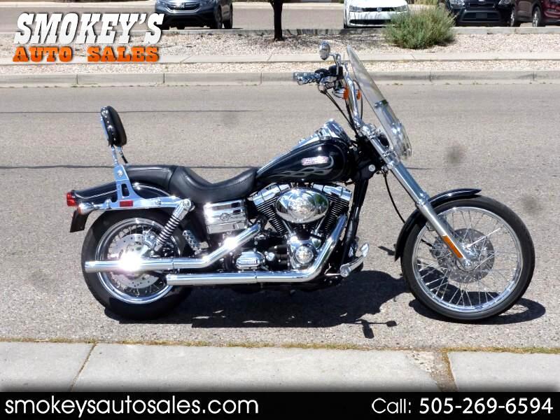 2006 Harley-Davidson FXD DYNA WIDE GLIDE