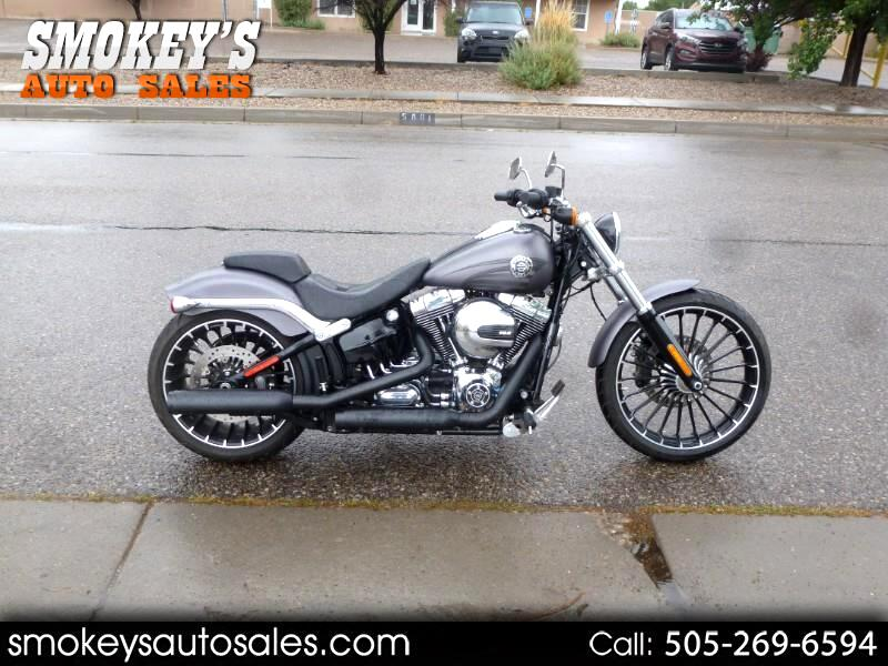 2017 Harley-Davidson FXSB BREAKOUT