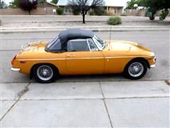 1970 MGB Convertible