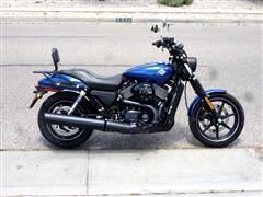 2016 Harley-Davidson XG750