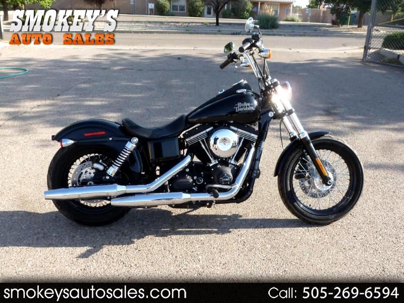 2015 Harley-Davidson FXDB STREET BOB