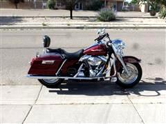 2002 Harley-Davidson FLHRI