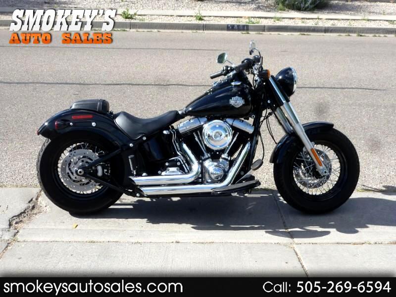 2014 Harley-Davidson FLS SOFTAIL SLIM