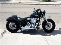 2014 Harley-Davidson FLS