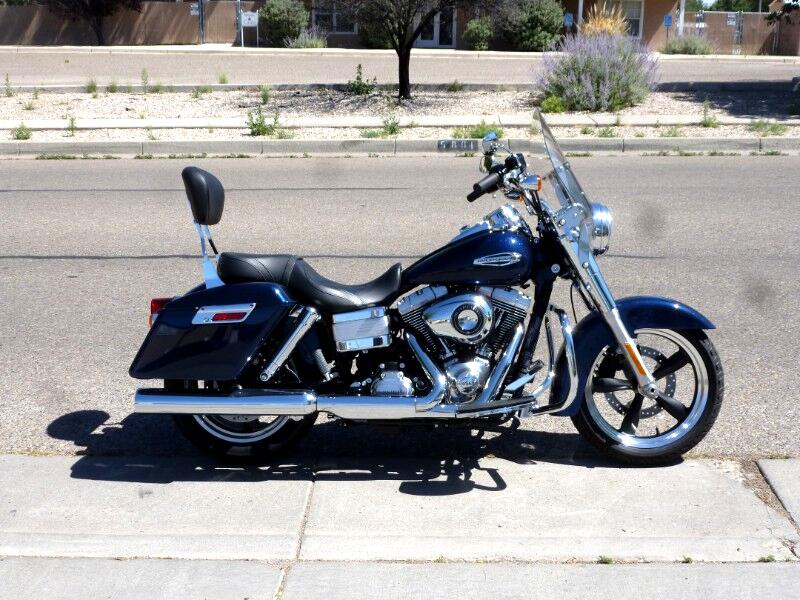 """2013 Harley-Davidson FLD """"ALERT STOLEN DYNA SWITCHBACK"""""""