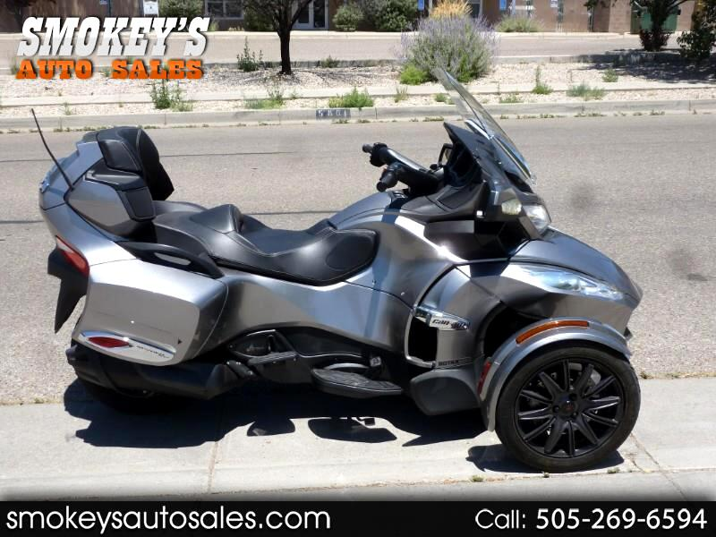 2013 Can-Am Spyder RTS