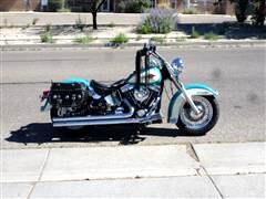 1992 Harley-Davidson FLSTC