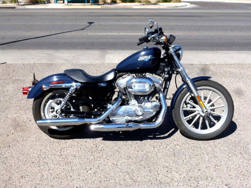 2009 Harley-Davidson XL883L XL883 Sportster Low
