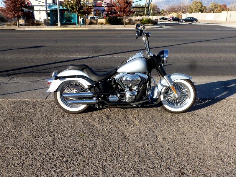 Harley-Davidson FLSTFB  2011