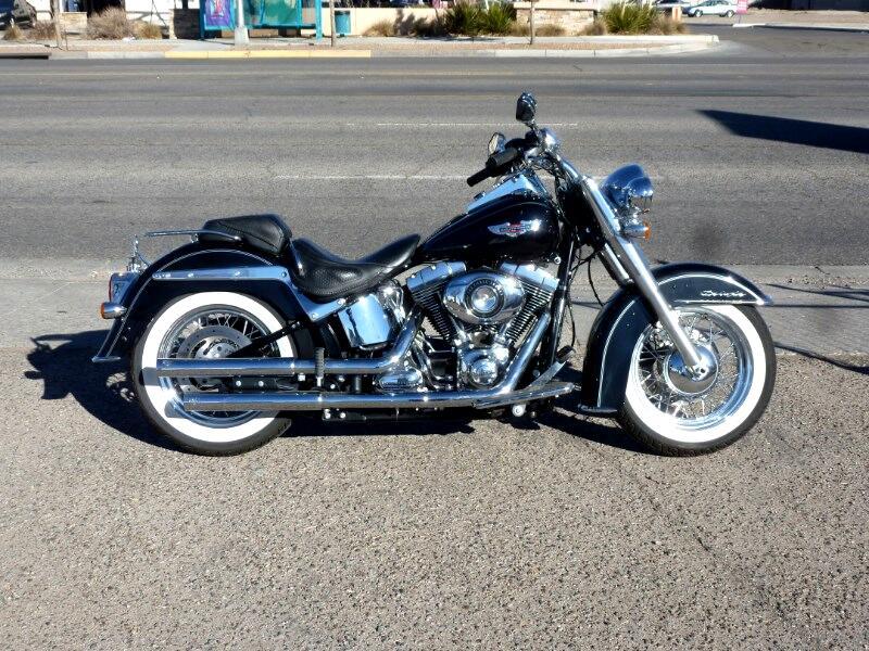 Harley-Davidson FLSTN  2014