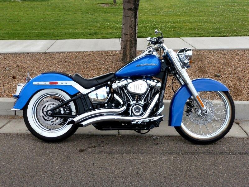 Harley-Davidson FLDE  2018