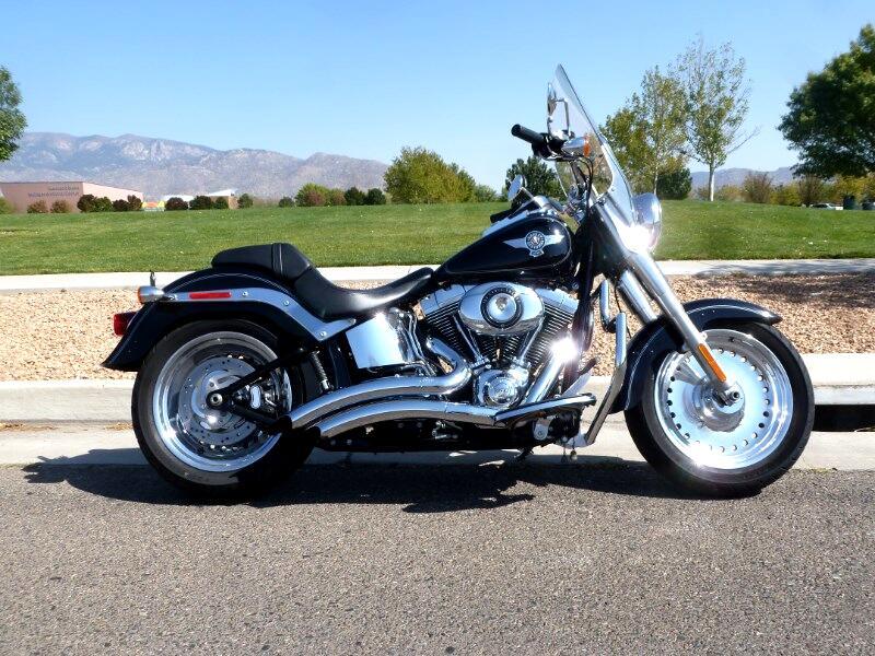 Harley-Davidson FLSTFI  2012