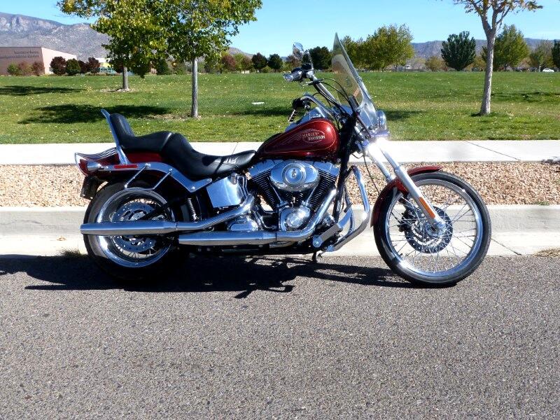 Harley-Davidson FXSTC  2009