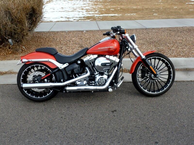Harley-Davidson FXSB  2017