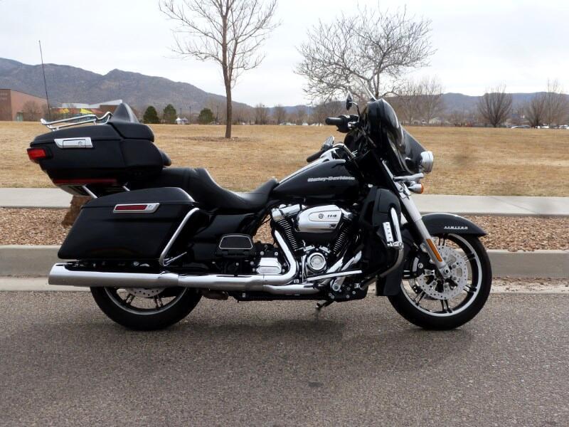 Harley-Davidson FLTHTK  2020