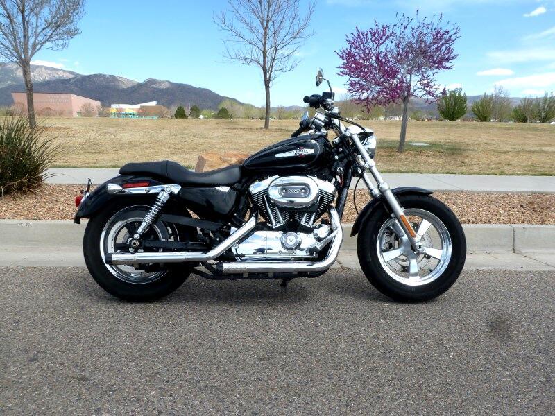 Harley-Davidson XL1200C  2014