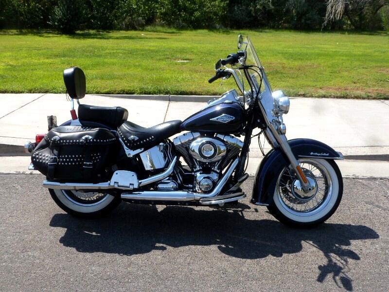 Harley-Davidson FLSTCI  2014
