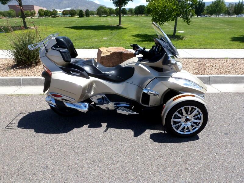 Can-Am Spyder RT/RTS/RTS SP/RT L  2018