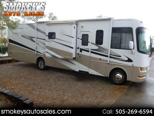 2009 Ford Stripped Chassis Motorhome Fourwinds Hurricane Class A