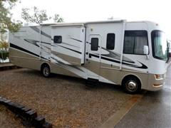2009 Ford Stripped Chassis Motorhome
